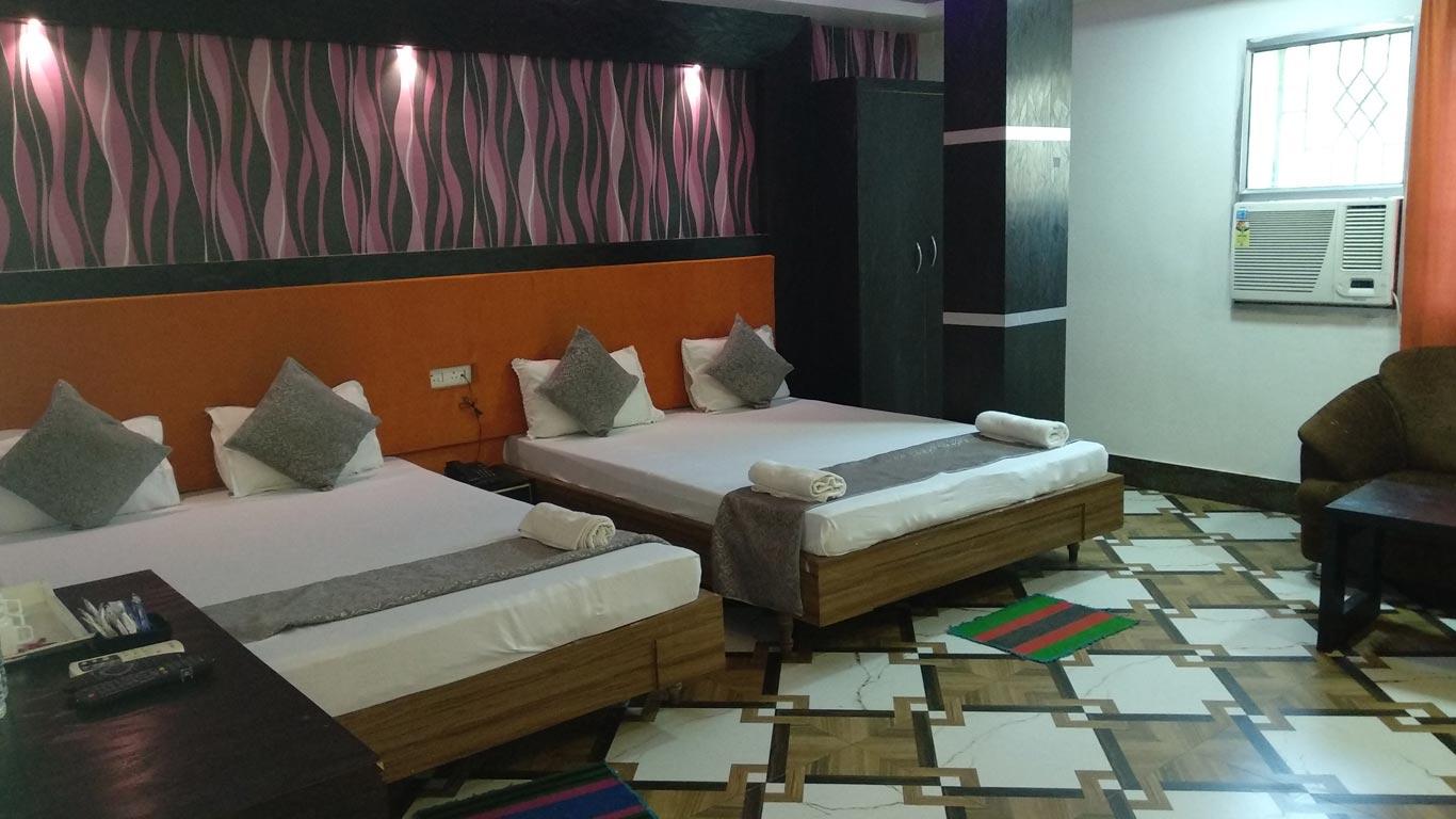 Best Hotel In Deoghar