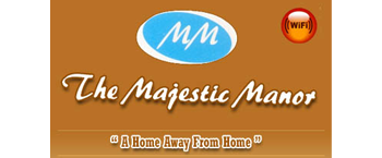 THE MAJESTIC MANOR- A HOME AWAY FROM HOME