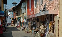 Jew Town Street