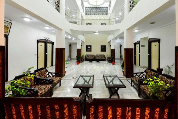 HOTEL ASHISH PALACE-AGRA