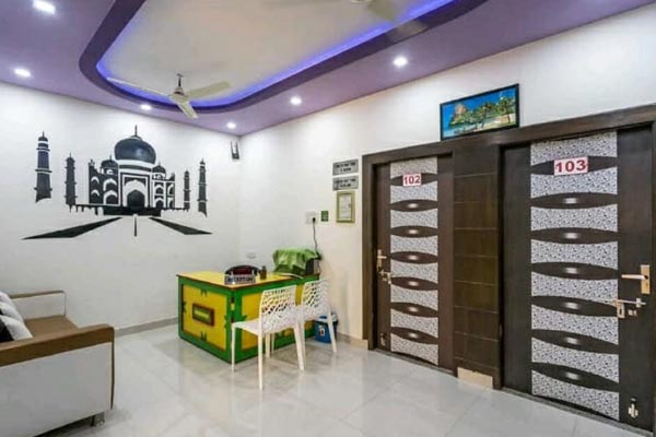 Large Photograph of FRIENDS HOME STAY AGRA located in Agra
