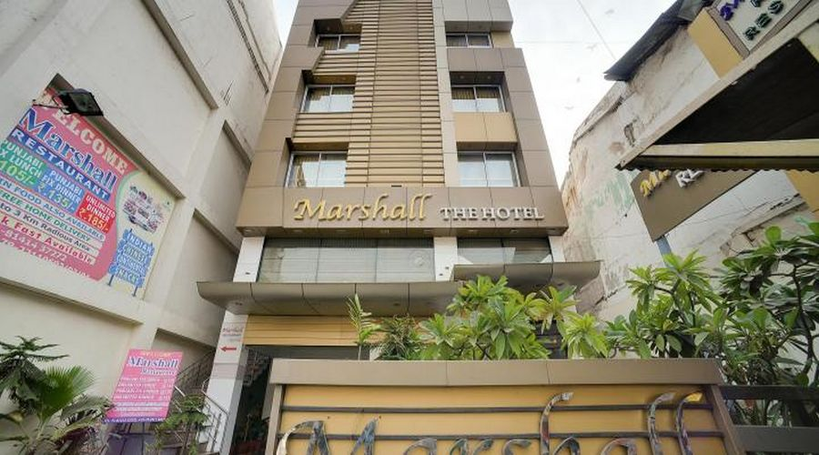 View of MARSHALL THE HOTEL AHMEDABAD - Budget Hotels in Ahmedabad