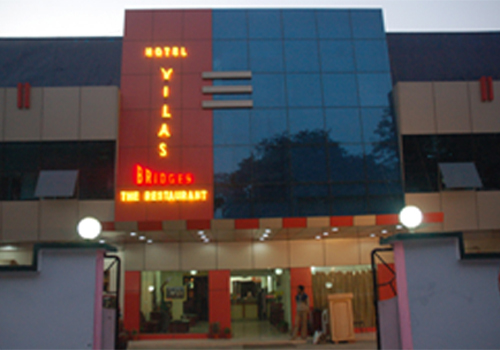 Large Photograph of HOTEL VILAS ALLAHABAD located in Allahabad