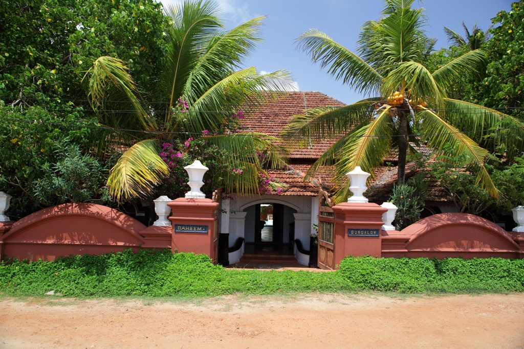 Large Photograph of Raheem Residency located in Alleppey