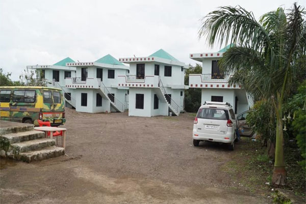Large Photograph of AAYUSHI RESORT located in Amravati