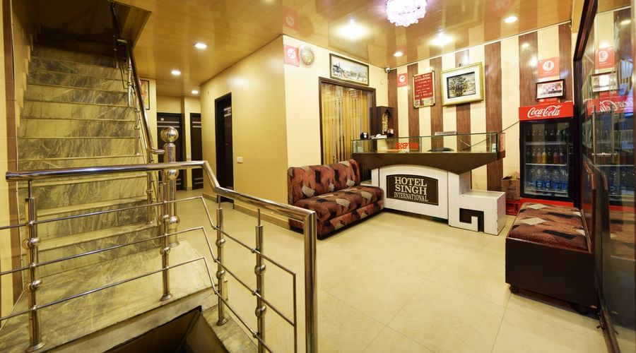 Large Photograph of HOTEL SINGH INTERNATIONAL AMRITSAR located in Amritsar
