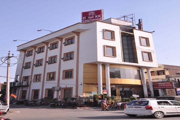 Large Photograph of HOTEL KK CONTINENTAL AMRITSAR located in Amritsar