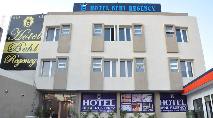 Large Photograph of HOTEL BEHL REGENCY AMRITSAR located in Amritsar
