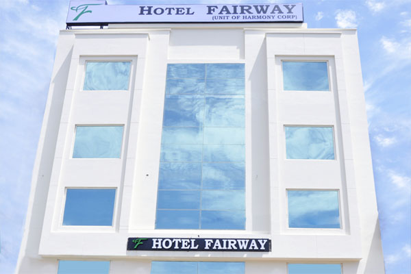 Large Photograph of HOTEL FAIRWAY located in Amritsar