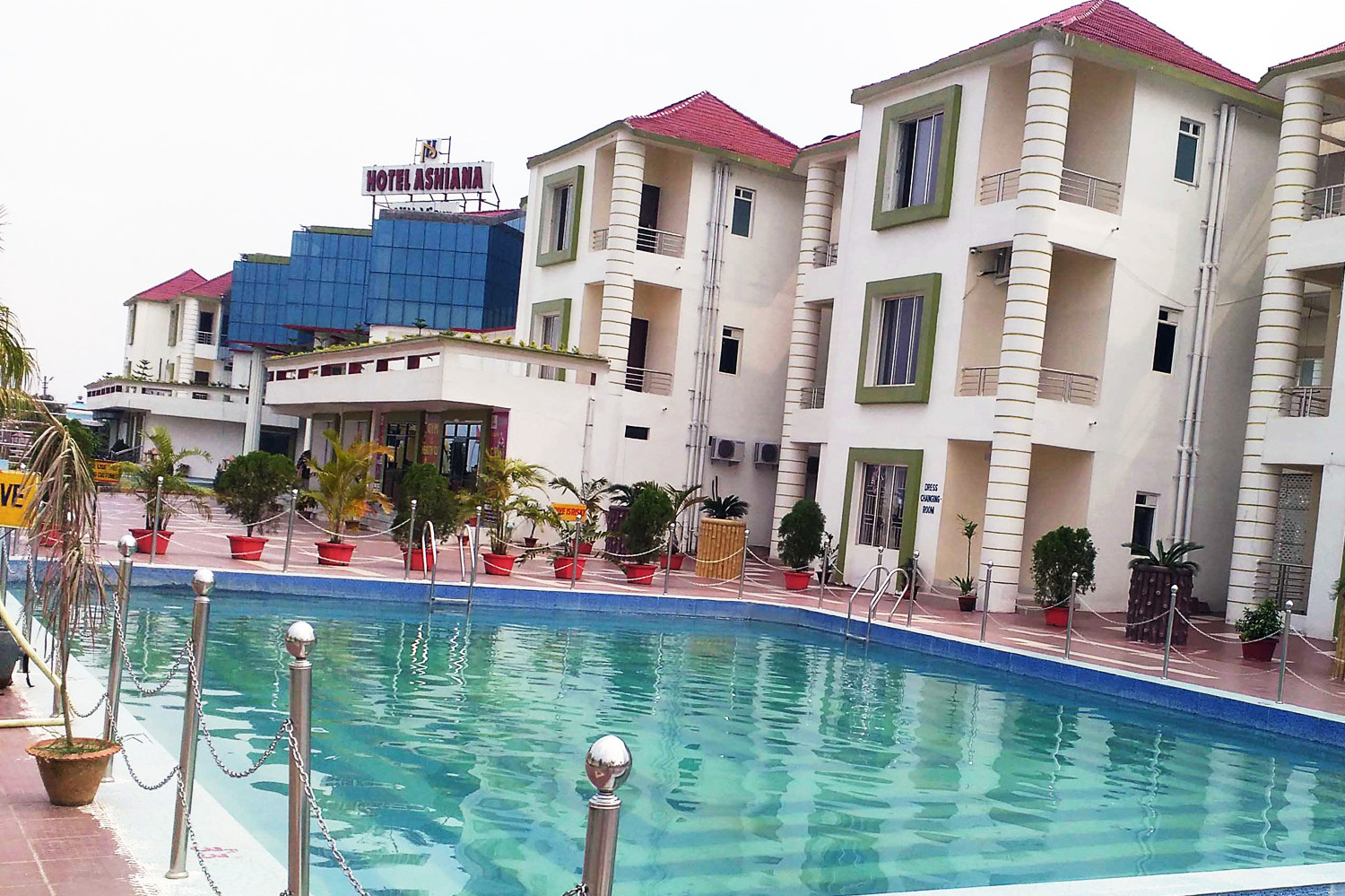 Large Photograph of HOTEL ASHIANA HILL VIEW ANGUL located in Angul