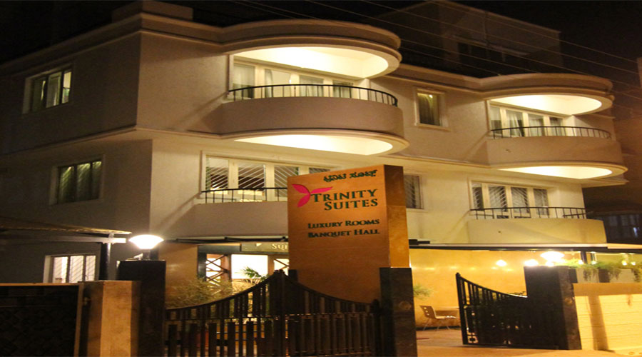 Large Photograph of TRINITY SUITES BANGALORE located in Bangalore
