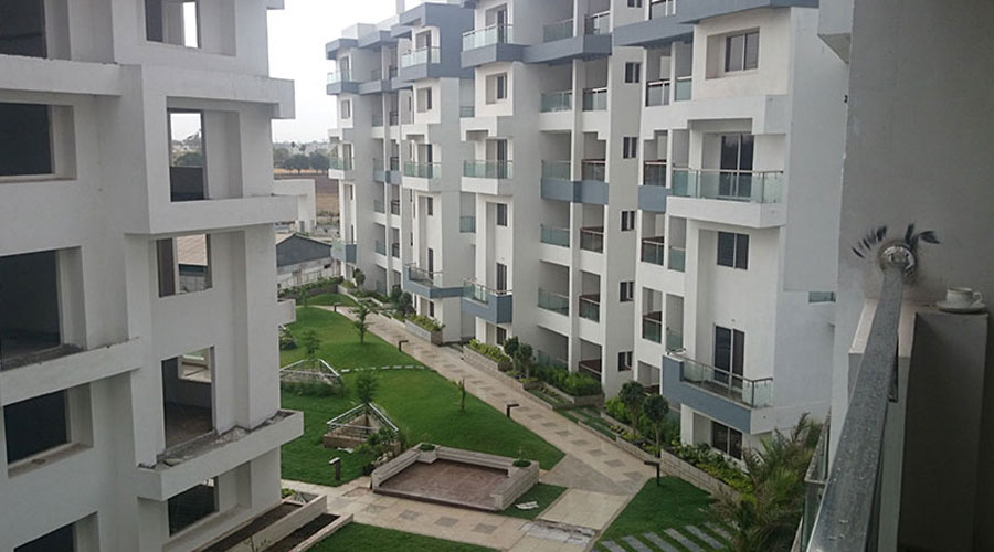 View of PADHARO SA HOME STAY BHOPAL - Budget Hotels in Bhopal