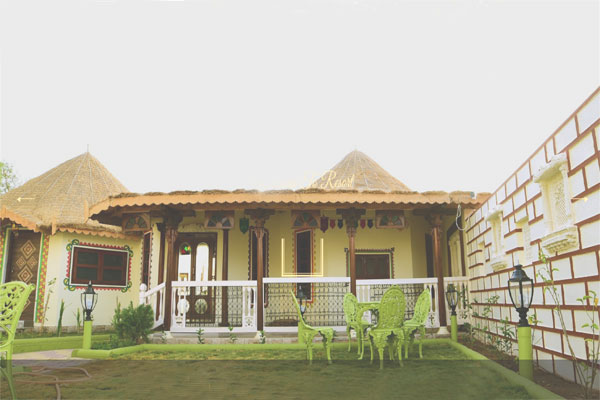 Large Photograph of Nishansh Homestay located in Bhuj