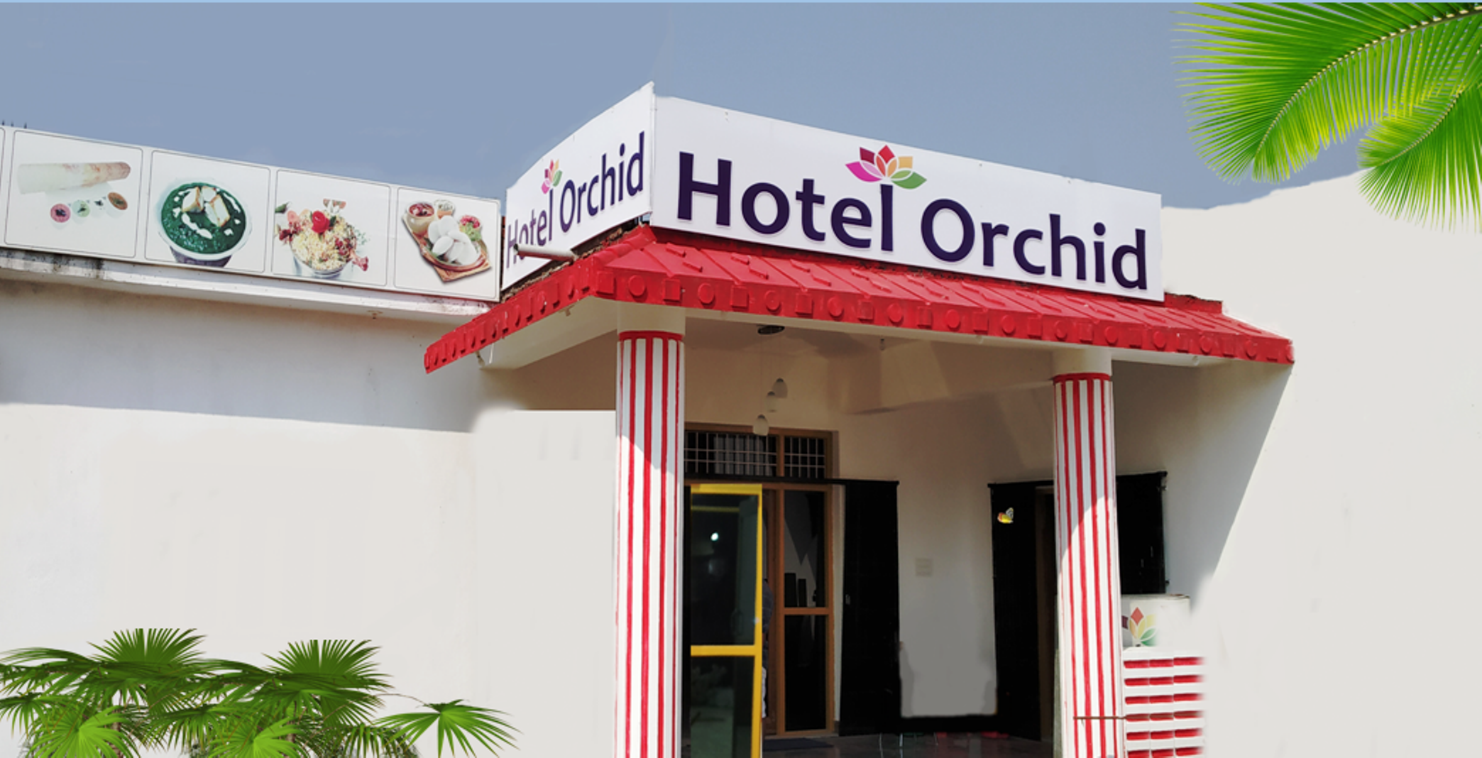 Large Photograph of Hotel Orchid Bodhygaya located in Bodhgaya