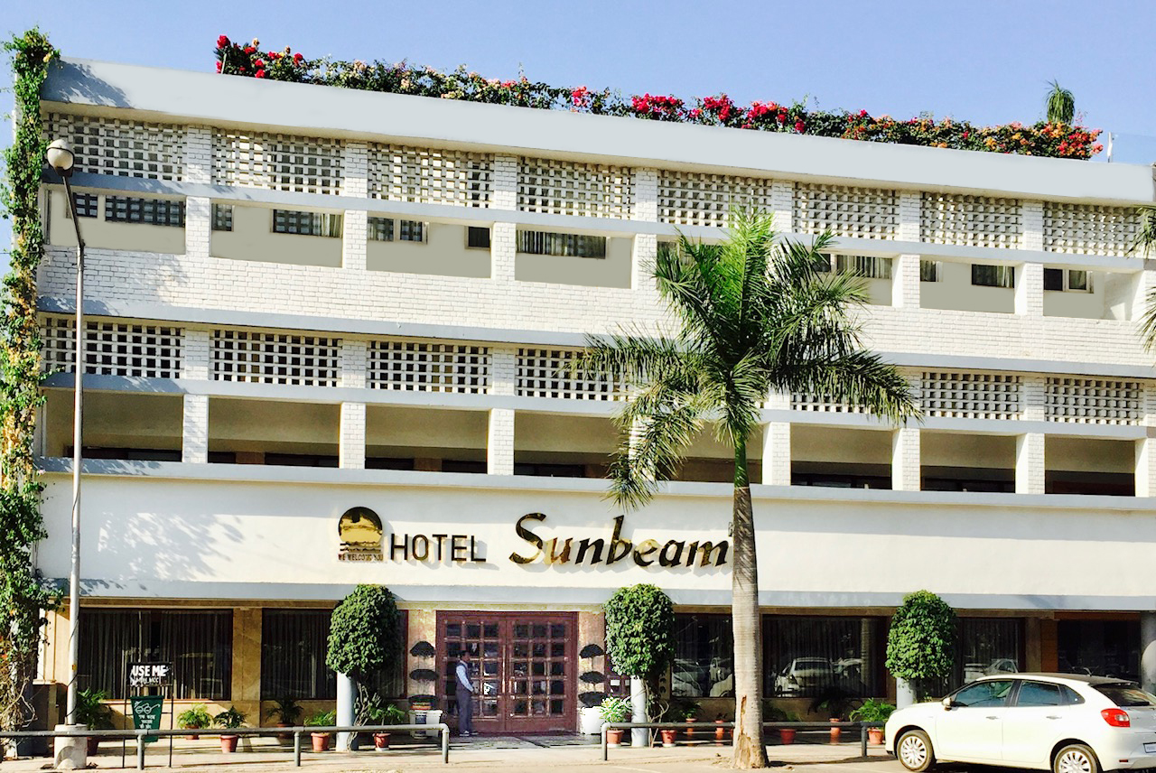 Large Photograph of HOTEL SUNBEAM located in Chandigarh