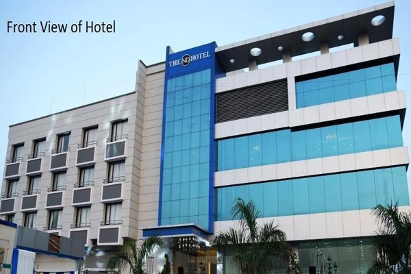 Large Photograph of THE ND HOTEL located in Chandrapur