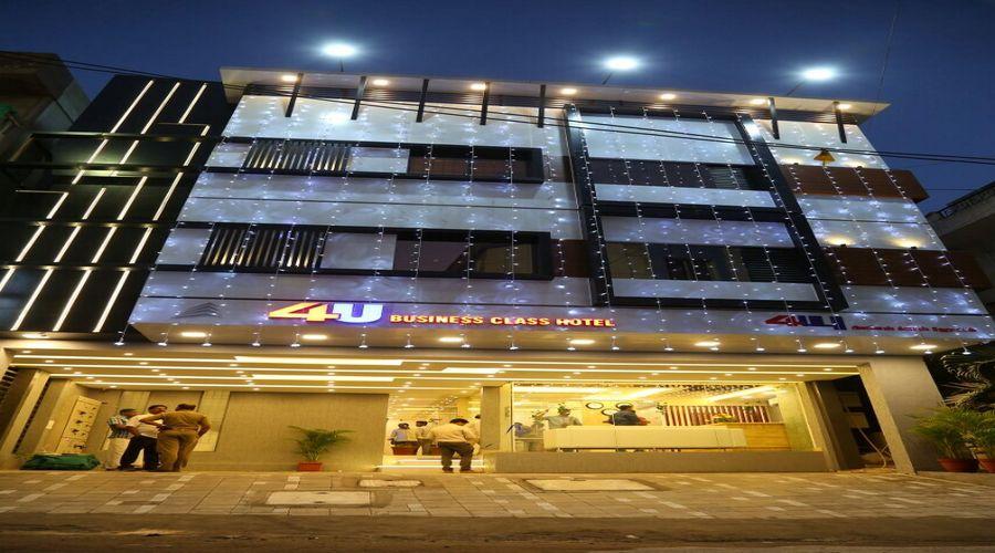 View of Hotel 4 U Business Class, Periamedu - Budget Hotels in Chennai