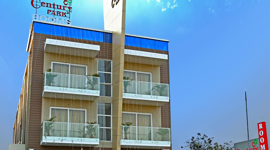 View of Hotel Century Park Chennai - Budget Hotels in Chennai