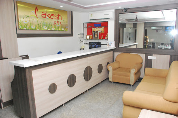 Large Photograph of HOTEL AKASH PARK located in Chennai