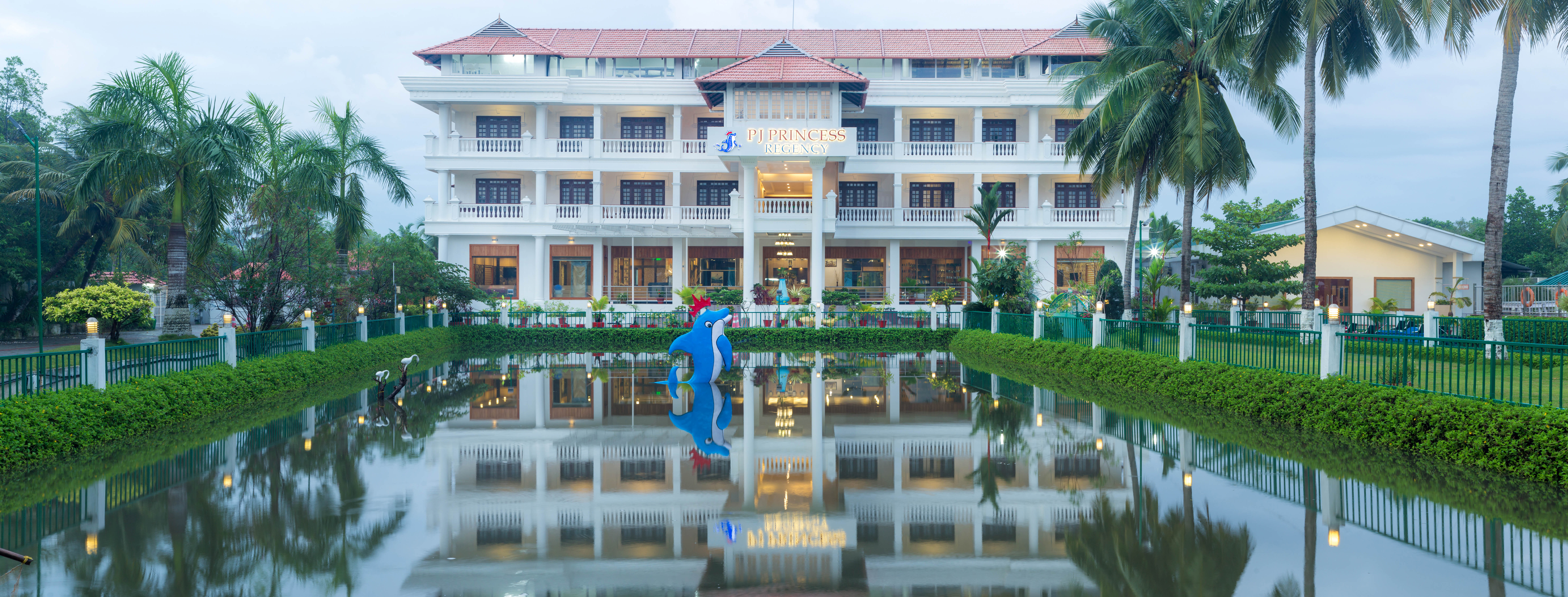 Large Photograph of PJ PRINCESS REGENCY located in Cochin