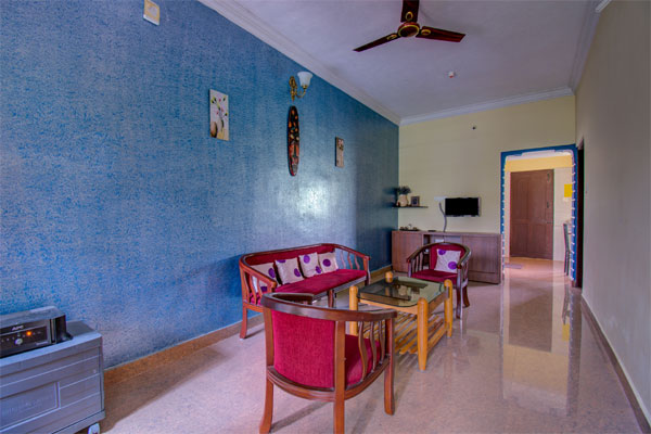 Holidayincoorg Cozy Nest