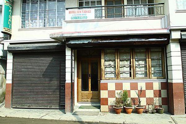 View of HOTEL NEW VAISHALI DARJEELING - Budget Hotels in Darjeeling
