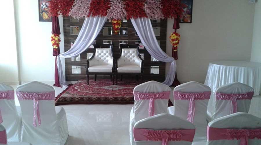 Lobby of Hotel Lotus Bhilai Hotel Bhilai - Budget Hotels in Bhilai