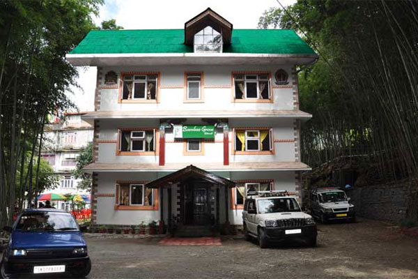 Large Photograph of Bamboo Grove Retreat located in Gangtok