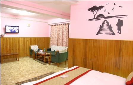 View of Hotel Sagorika - Gangtok - Budget Hotels in Gangtok