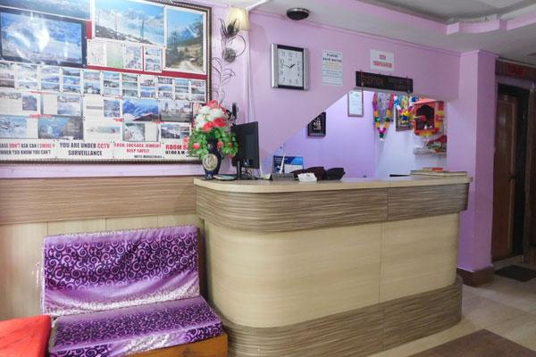 View of HOTEL SUNSHINE GANGTOK - Budget Hotels in Gangtok