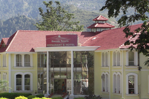 Large Photograph of RIVERSIDE RESORTS GARHWAL located in Garhwal