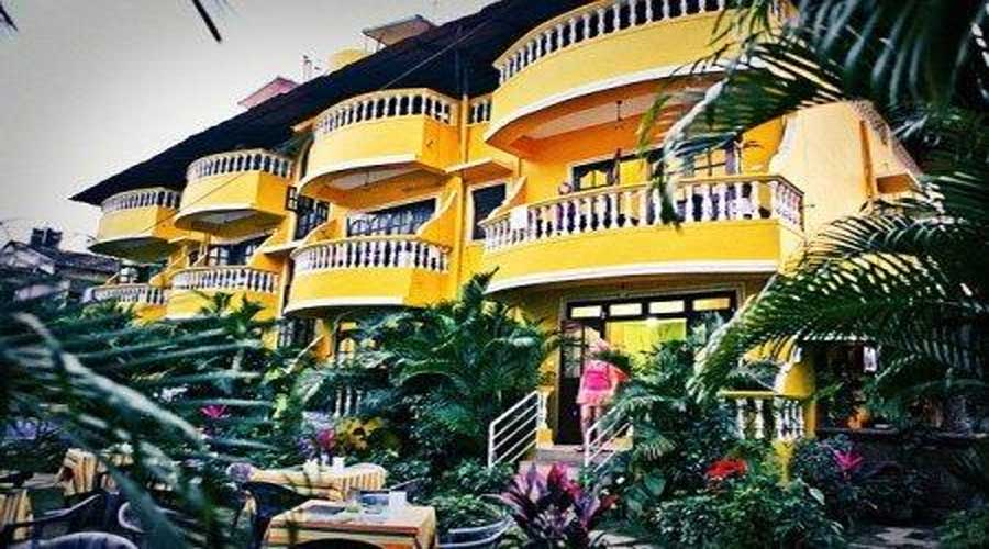 Large Photograph of Villa Theresa Beach Resort Goa located in Goa
