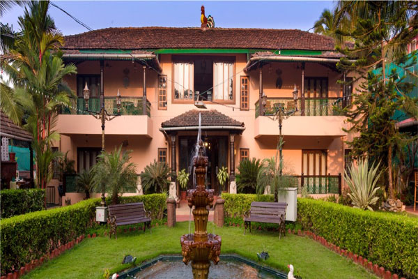 Large Photograph of HOTEL CASA SEVERINA located in Goa