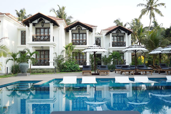 Large Photograph of Andores Resort And Spa located in Goa