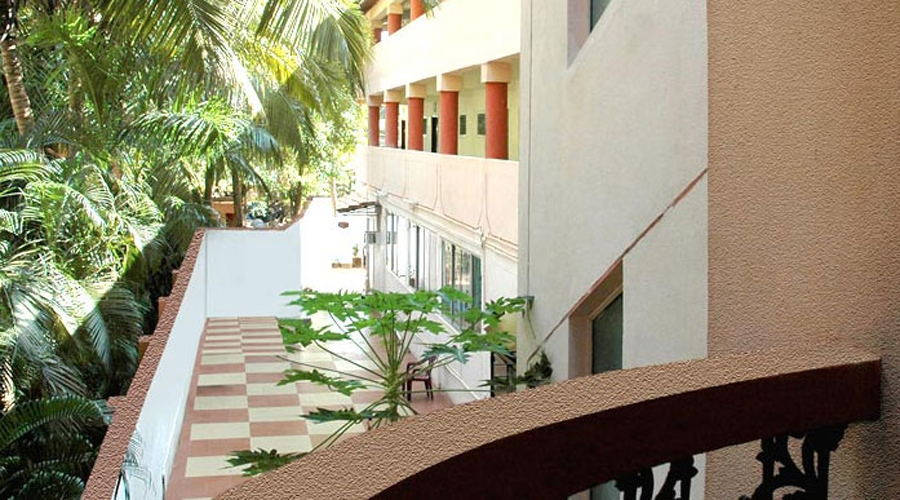 Lobby of DON HILL BEACH RESORT Hotel Goa - Budget Hotels in Goa