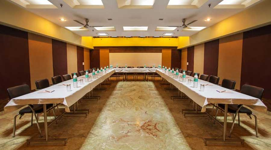 Lobby of SUN VILLA GURGAON Hotel Gurgaon - Budget Hotels in Gurgaon
