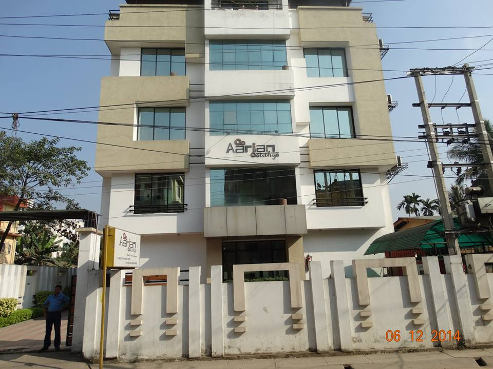 Large Photograph Of Hotel Aarian Aahya Guwahati Located In