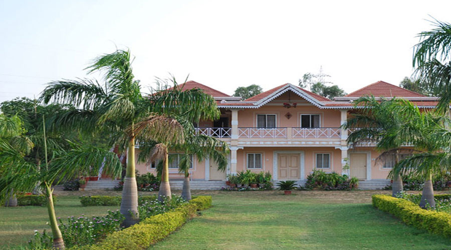 View of KISHKINDA HERITAGE RESORT - Budget Hotels in Hampi