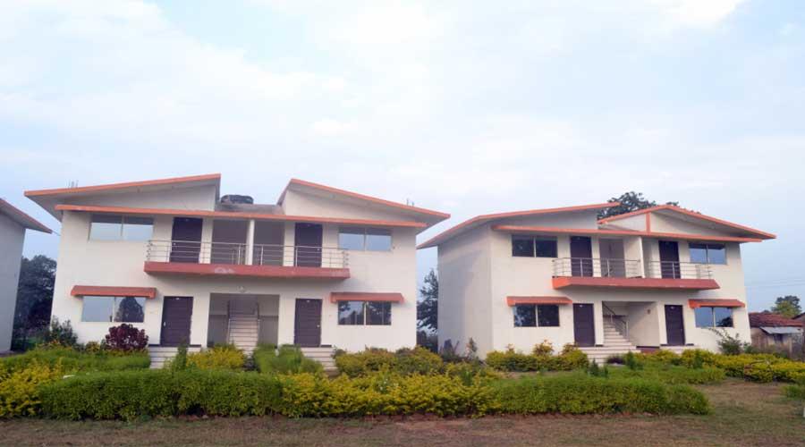 Large Photograph Of The Madhai Resort Hoshangabad Located In