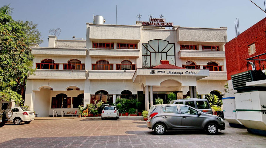 HOTEL MAHARAJA PALACE HOSHIARPUR