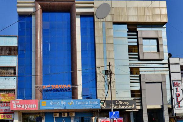 View of HOTEL SWAYAM JABALPUR - Budget Hotels in Jabalpur