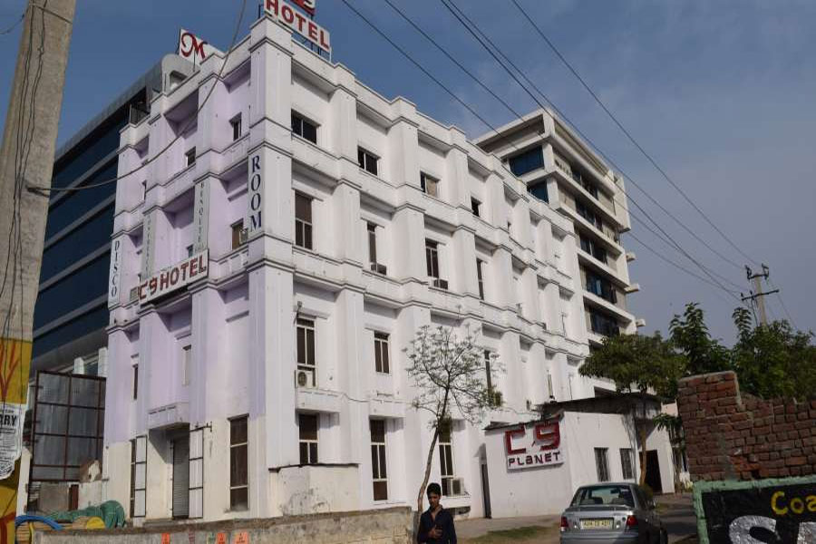 View of HOTEL C9 JAIPUR - Budget Hotels in Jaipur