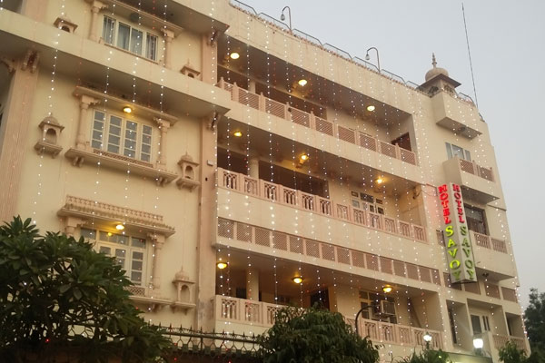 Large Photograph of HOTEL SAVOY located in Jaipur
