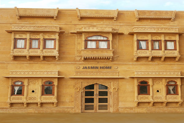 Large Photograph Of Jasmin Home A Boutique Hotel Located In Jaisalmer