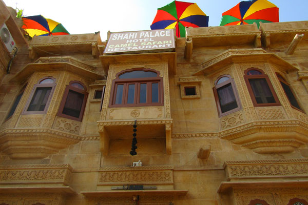 Large Photograph of Shahi Palace Hotel Jaisalmer located in Jaisalmer