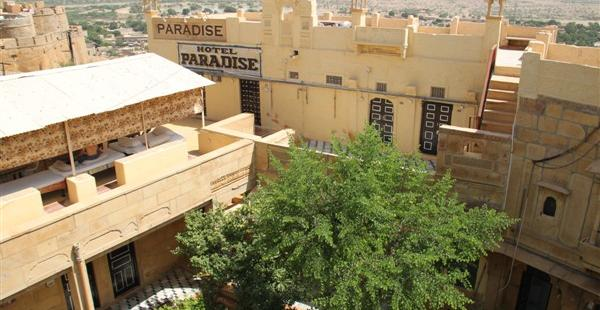 Large Photograph of HOTEL PARADISE PALACE JAISALMER located in Jaisalmer