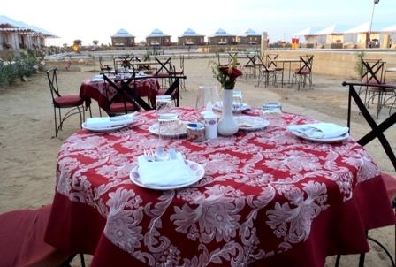 Lobby of DESERT SAFARI WALA, JAISALMER Hotel Jaisalmer - Budget Hotels in Jaisalmer