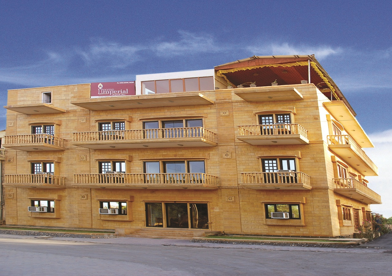 Large Photograph of HOTEL IMPERIAL JAISALMER located in Jaisalmer