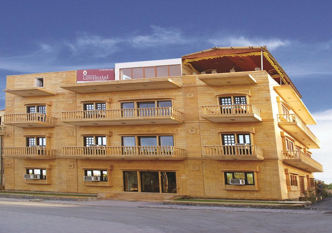 View of HOTEL IMPERIAL JAISALMER - Budget Hotels in Jaisalmer