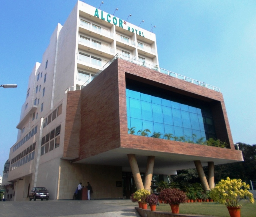 Large Photograph of THE ALCOR HOTEL located in Jamshedpur